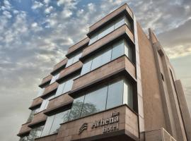 Hotel Athena New Delhi India