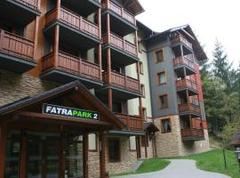 Hotel Photo: FatraPark Apartments