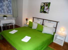Hotel Photo: Pompo Prague Apartments