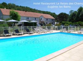 Hotel Photo: Hotel Le Relais des Champs