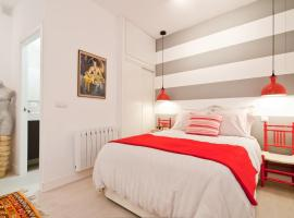 Reina Sofia Star Apt Madrid Spain