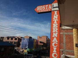 Hotel Photo: Hostal Internacional