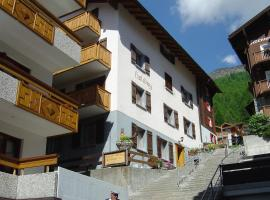Hotel Photo: Apartmenthaus Holiday