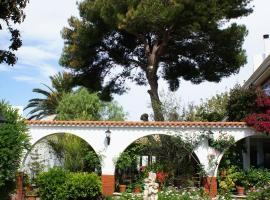 Hotel photo: Hostal Oasis Menorca