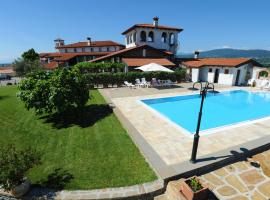 Belica Bed and Breakfast Dobrovo Slovenia