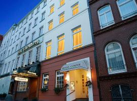 Hotel Condor Hamburg Germany