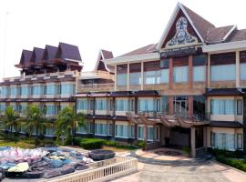 Sahid Bintan Beach Resorts Teluk Bakau Endonezya