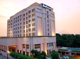Hotel photo: Radisson Hotel Varanasi