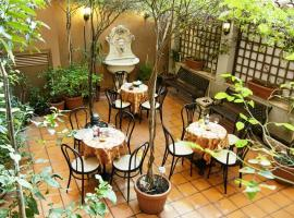 Hotel Montreal Rome Italy