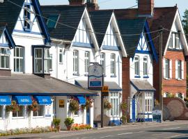 Hotel Photo: Penny Farthing Hotel & Cottages