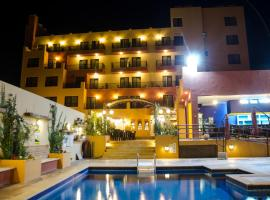 Hotel near Queen Alia Intl airport : Grand Hotel Madaba