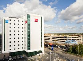 ibis budget Birmingham International Airport – NEC Bickenhill United Kingdom