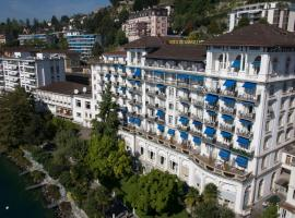 Hôtel du Grand Lac Excelsior Montreux Switzerland