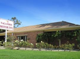 Hotel Photo: Nagambie Motor Inn and Conference Centre