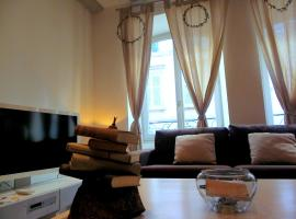 Cozy Apartment Strasbourg France