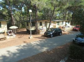 Aqua Camp Mobile Homes in Camping Indije Banjole 克罗地亚