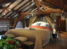 Hotel photo: B&B L'Abri des Buis