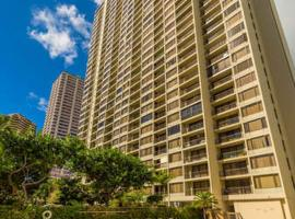 Chateau Waikiki Honolulu USA