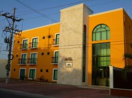 Hotel Photo: Hotel Real Izamal