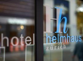 Hotel photo: Helmhaus Swiss Quality Hotel
