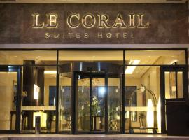 Hotel photo: Le Corail Suites Hotel