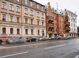 Luxury suite Apartment Riga Latvia