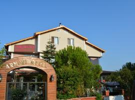 Armoni Motel Agva Turkey