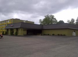 Country Hearth Inn & Suites South Point Yhdysvallat