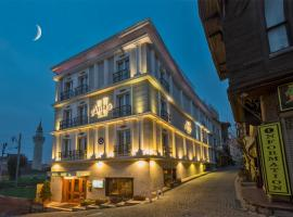 Antis Hotel-Special Category Istanbul Turkey