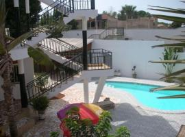 Hotel near  Banjul Intl  airport:  Tedugal Guest House