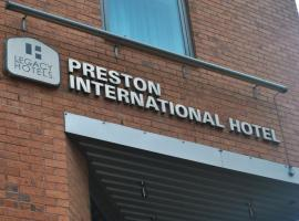 Hotel Photo: Legacy Preston International Hotel