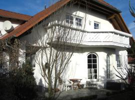 Appartement Am Goldberg Goldbach Germany