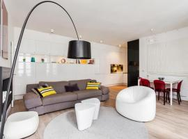 Squarebreak - Beaux-Arts Apartment Paris Frankreich