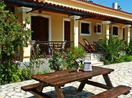 Theocharis Apartments Acharavi Greece