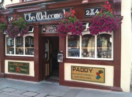 Creedons Traditional Irish Welcome Inn B&B Корк Ирландия