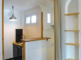 Apartment close to Montmartre District Paris France