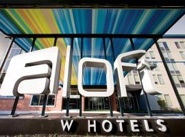 A picture of the hotel: Aloft Philadelphia Airport