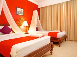 Boutique Cambo Hotel Siem Reap Kambodja