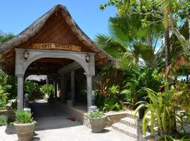 Hotel photo: Villa Chez Batista