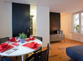 Paralel Fira Apartment Barcelona Spain