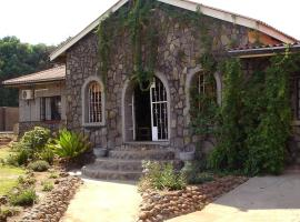 Hotel near  Livingstone  airport:  The Stone Guest House