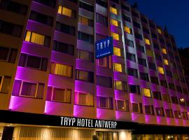 Hotel photo: Tryp By Wyndham Antwerp