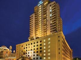 New Town Resort Suites at Pyramid Tower Subang Jaya Malaysia