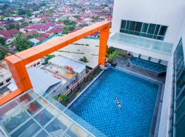 Hotel near Sultan Syarif Kasim Ii airport : Grand Central Hotel Pekanbaru
