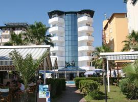 Elysee Beach Hotel Alanya Turkey