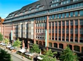 Apartment Residences at Park Hyatt Hamburg هامبورغ ألمانيا