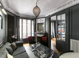 Halldis Apartments - Montparnasse Area Paris France