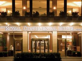 Hotel Royal Continental Naples Italy