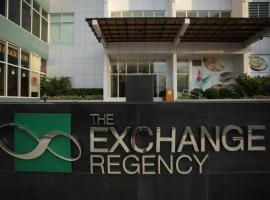 Hotel near Pasig City: The Exchange Regency Residence Hotel