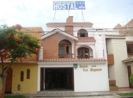 Hotel photo: Hostal Begonias